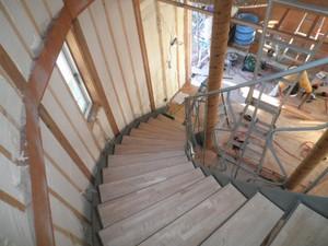 アール階段