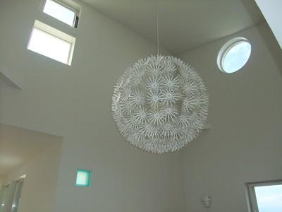 IKEAペンダントライト