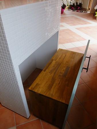 ワゴンテーブル