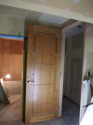 再利用ドア 塗り替え前