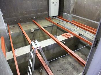 地下室 土台
