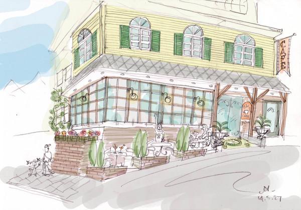 北野のカフェの提案