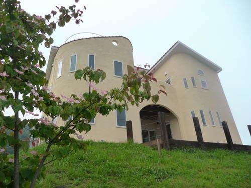 別荘モデルハウス
