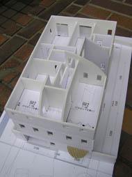 模型・スキップフロア