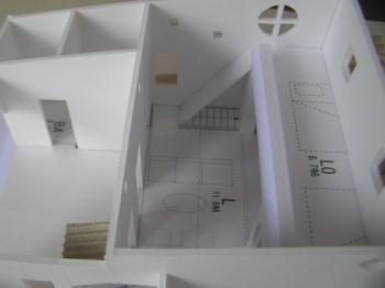 敷地模型全体