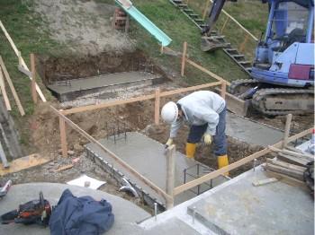 エントランスアプローチ土間コンクリート