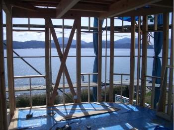 窓取付用木枠