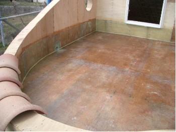 屋上FRP防水