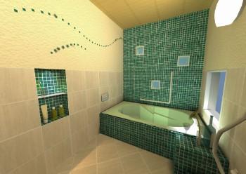 浴室イメージ